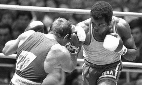 Teófilo Stevenson. Cuban Heavyweight. Obituary.