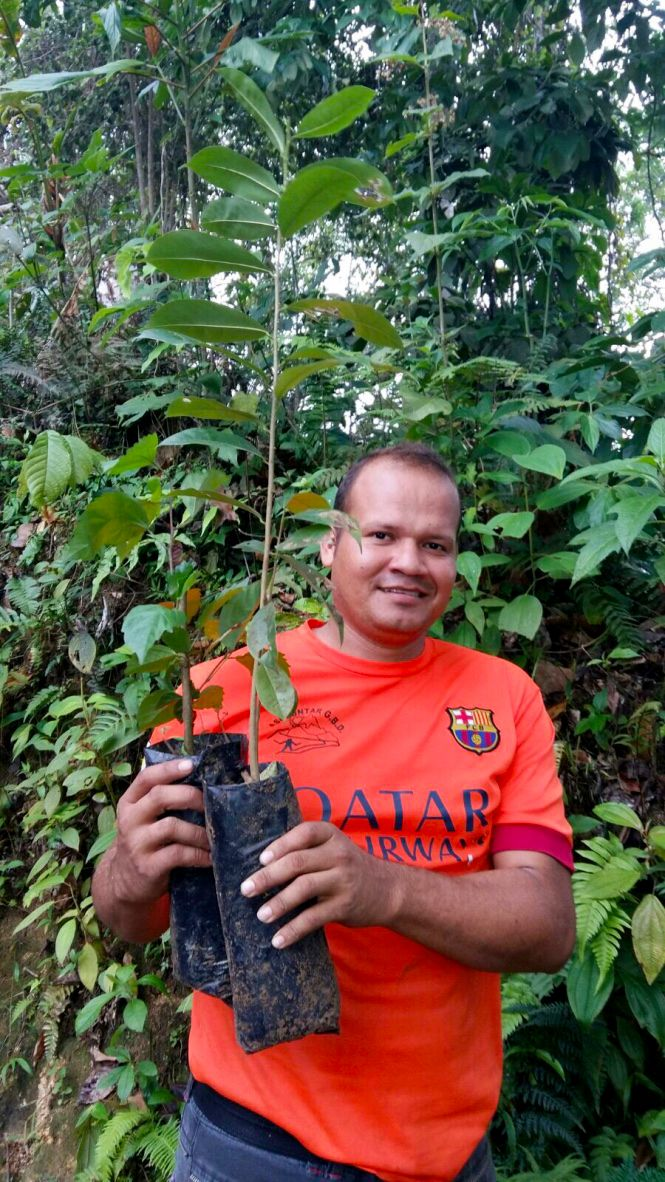 Trabajando por la conservación del medio ambiente. #travel #adventure #culture #nature #lostcitytrek #colombia #love