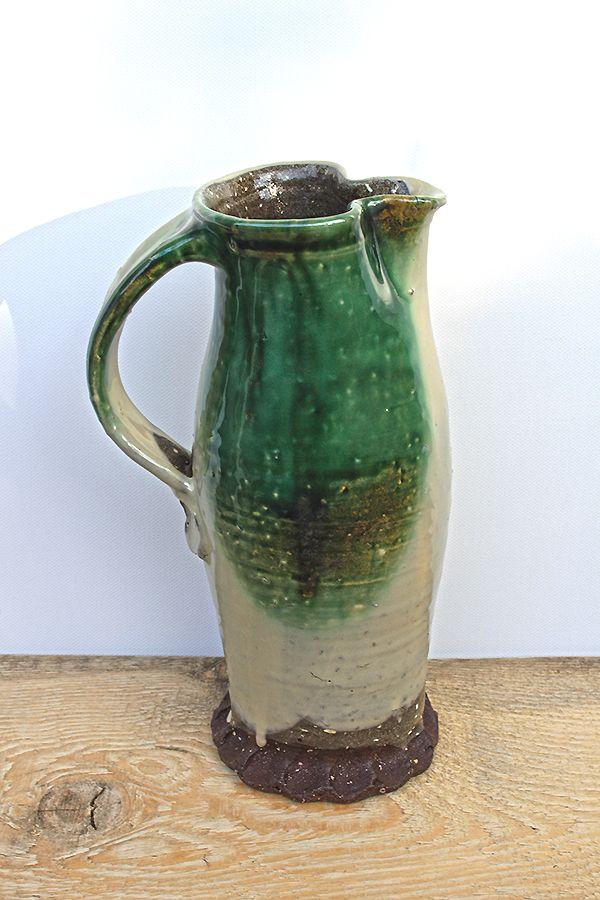 Pottery Pitchers Mugs 1960s