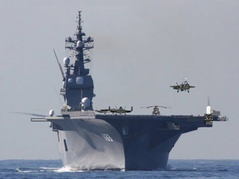 "silence ""china"" paper tiger - Breaking News - Japan Largest Warship To Be Deployed To South China Sea"