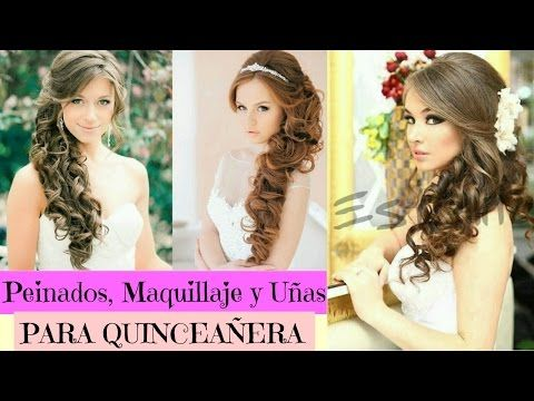 quince hair styles 38 best peinados quincea 241 eras images on hair 2192