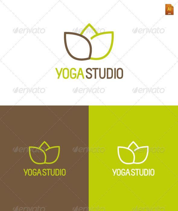 Yoga Studio Logo for just $29