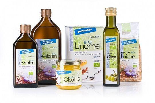 Zobacz jakie produkty występują w diecie dr Budwig.