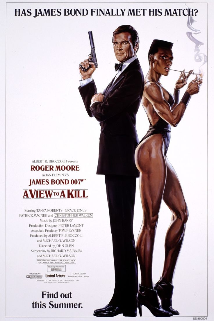 James Bond 007: A View to Kill (1985)