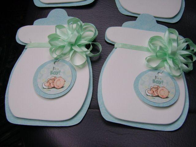 Bonita Invitación Para Un Baby Shower #babyshower #invitaciones