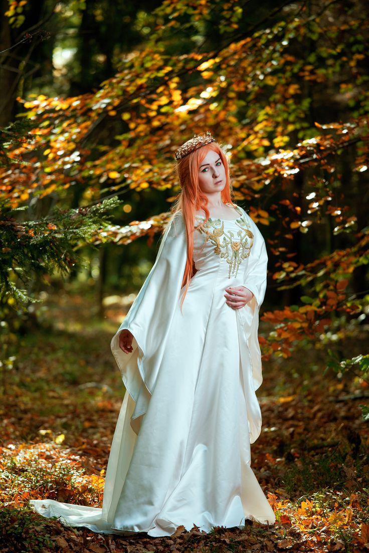 Credits here: www.facebook.com/SilverWolfieShizuma #elf #elven #dress #medieval #elficka #suknia #goth #gothic #wedding #crown #circlet #jewelry #diadem #asuna #yuuki #cosplay #sao #swordartonline #lotr #lordoftherings #arwena #haft #beautiful #portrait #fashion #white #woods #bloodelf #bloodelves #elvenpath #las #krwawyelf #wow #wizard #magic #magical #silverwolfie #redhead #wig #lens #elvishdress #corset #pagan #cloak #fantasy #dragon