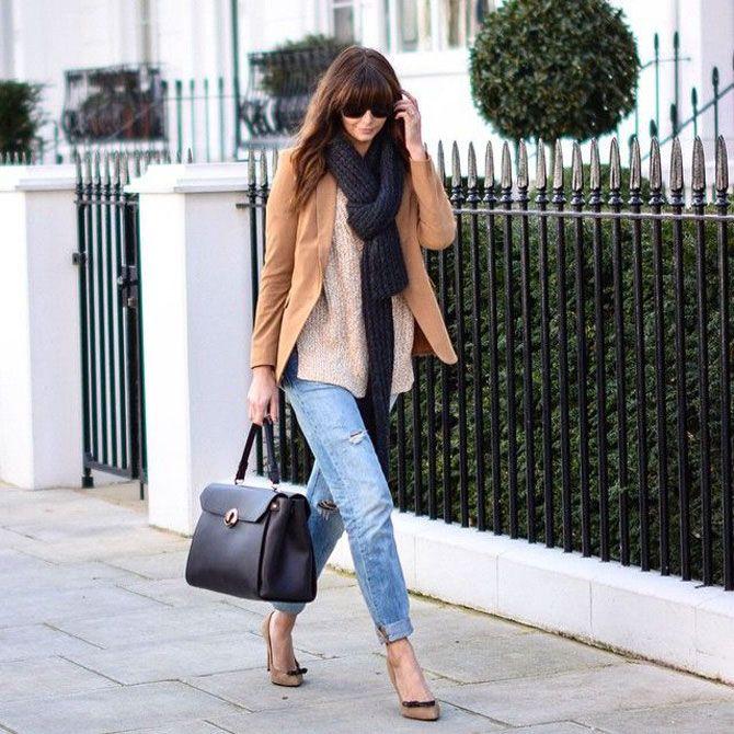 С чем носить бежевый пиджак : Мода : Стиль жизни : Subscribe.Ru