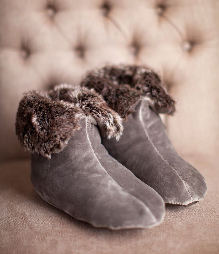 Aspen Booties Brown Bear By Newport Collection