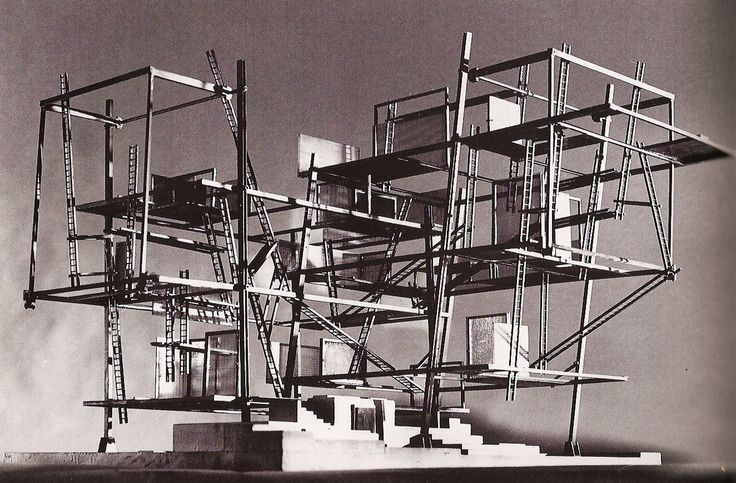 Constant Nieuwenhuys | New Babylon | 1954-1969 ... - MEGAESTRUCTURAS