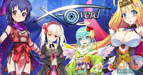 X-Overd is , a turn-based strategy game originally developed by Japanese gaming giant DMM!