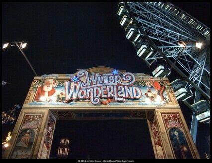 MUST SEE  : Winter wonderland.  Hyde Park London.  My heart is still there. #winterwonderland #hydepark #Londonmoments #winterwonderlandlondon