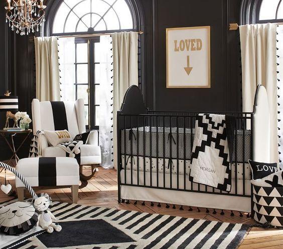 Mejores 200 imágenes de Habitaciones Bebe Niña en Pinterest