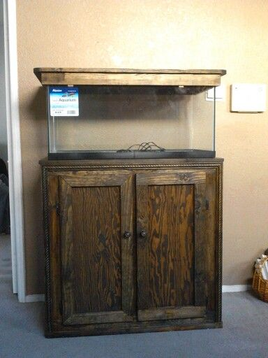 40 gallon aquarium stand