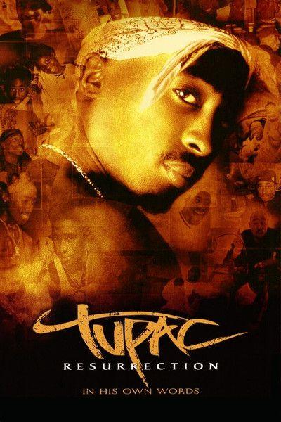 Tupac: Resurrection Movie Poster