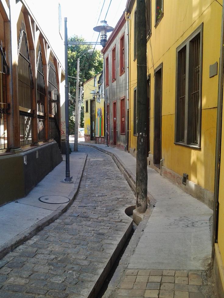 Pasaje Galvez #Valpo #Valparaíso