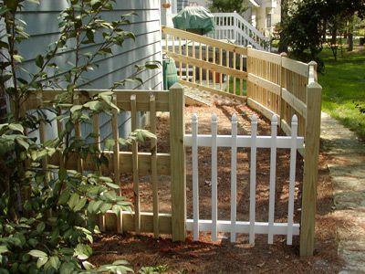 Dog-Run---Nice Looking Fence