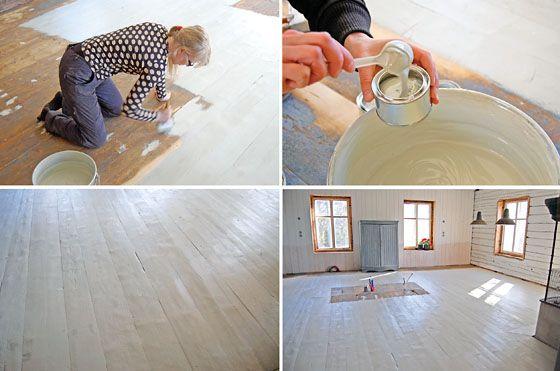 måla golv lundagård pärlgrå