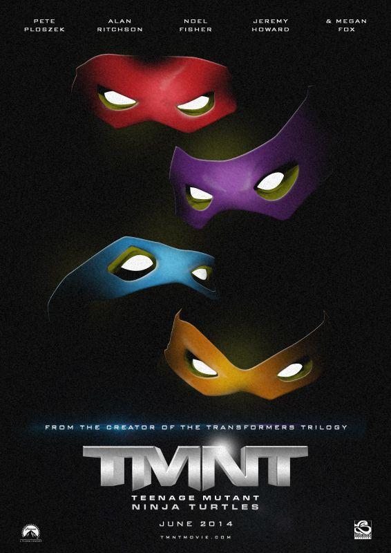 NINJA TURTLES Reboot Teaser Poster Revealed? — GeekTyrant.  I am definitely seeing this one!