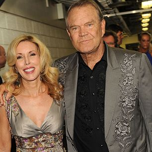 Kim and Glen Campbell - we need a cure to prevent the loss of so much heart and talent....