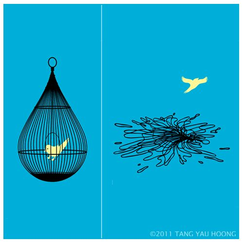 free will definitely free what you think ; i will -#inspiration