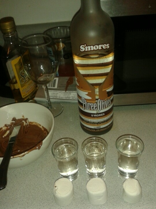 how to take a shot of vodka