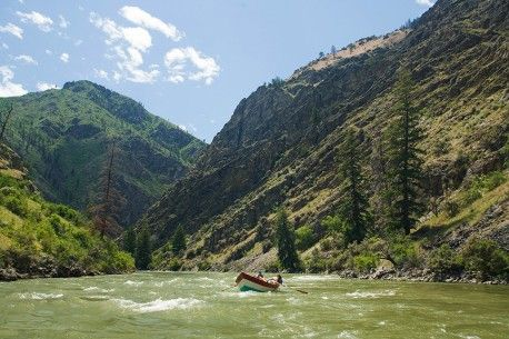 Idaho Whitewater Rafting | Middle Fork Salmon River