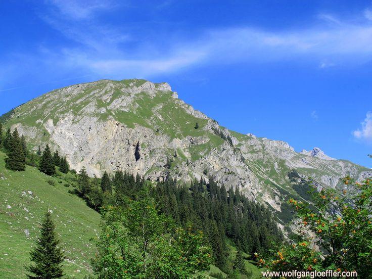 Mahnkopf, Karwendel