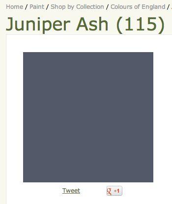 Juniper Ash - Little Green