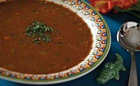 Treme (Mock) Turtle Soup / photo by Michael Palumbo