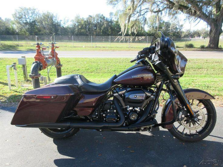 2018 Harley Davidson Street Glide Harley Davidson Motorcycles Road King Harley Davidson Touring Harley Davidson Pictures