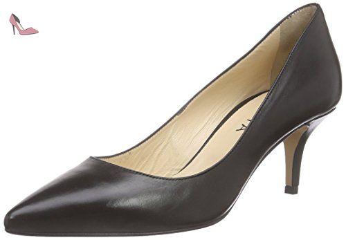 Evita Shoes  Pump, Escarpins femme - Noir - Schwarz (Schwarz 10), 41 - Chaussures evita shoes (*Partner-Link)
