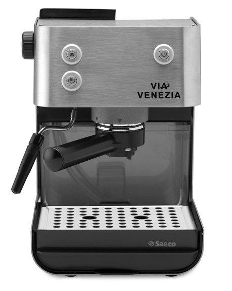 Saeco Via Venezia Espresso Machine W A N T Pinterest Products, Espresso machine and Espresso