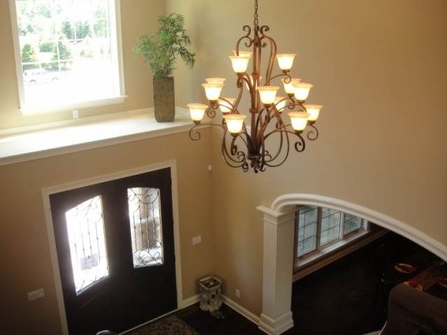 Story Foyer Decorating Pictures : Story foyer oterohomes otero homes design