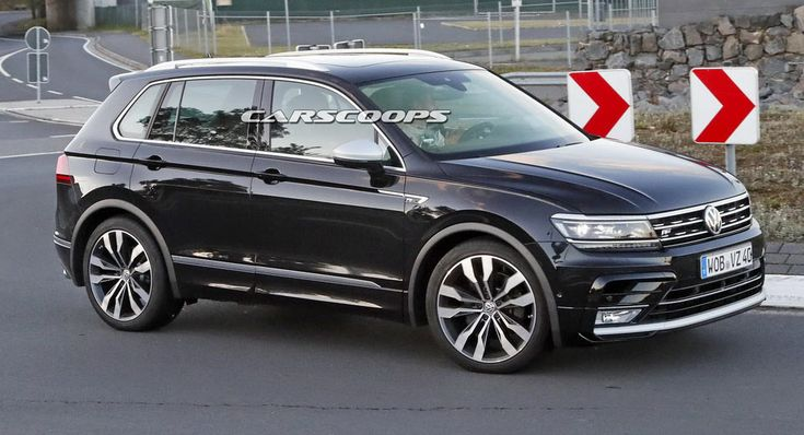 VW Developing Hotter Tiguan R For Faster School Runs