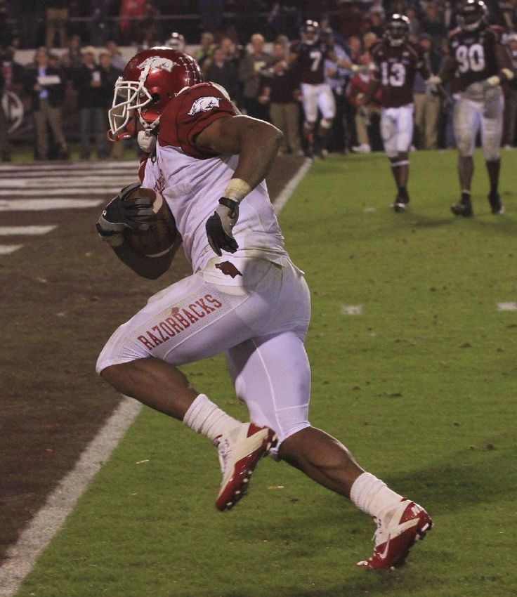 Arkansas travels to Starkville, Mississippi to take on the Mississippi State Bulldogs in an SEC West showdown.