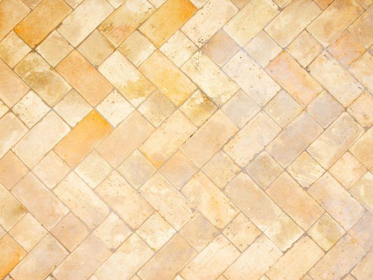 Eco Outdoor handmade  Antico Luce terracotta tiles.