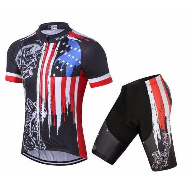 Honor the Fallen USA Flag Cycling Kit [70% Discounts] – Online Cycling Gear