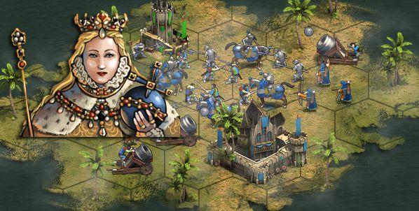 Forge of Empires - O jogo online de estratégia no seu navegador!