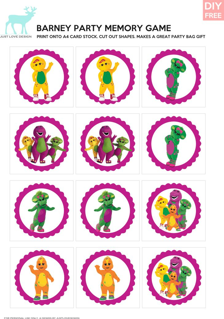 Download Barney Theme Song Video - linoamarketing