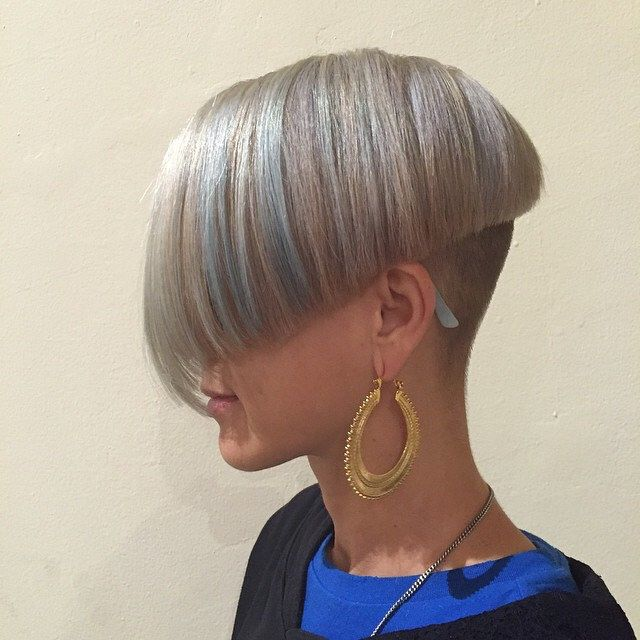 Pin By David Connelly On A Line Bobs Hair Cuts Short