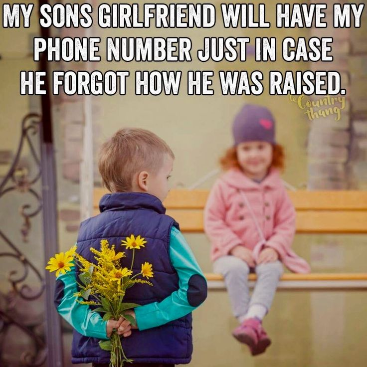 My son is dating my friend