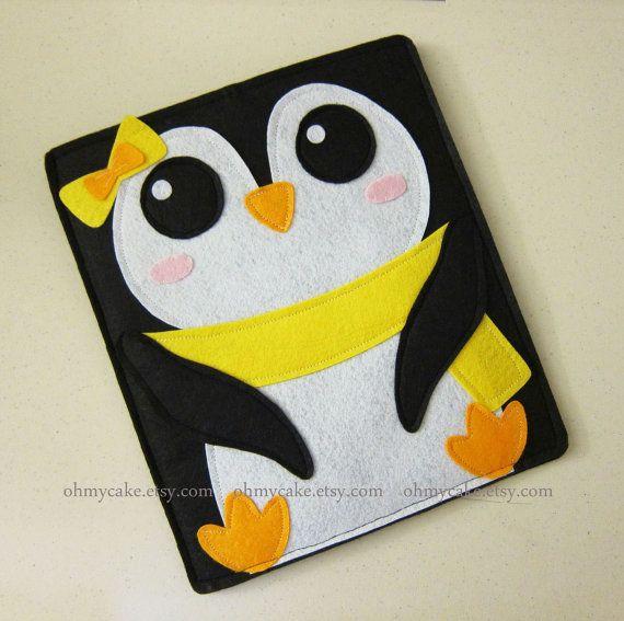 iPad Sleeve iPad Case Felt iPad sleeve Felt iPad case by ohmycake, $38.00