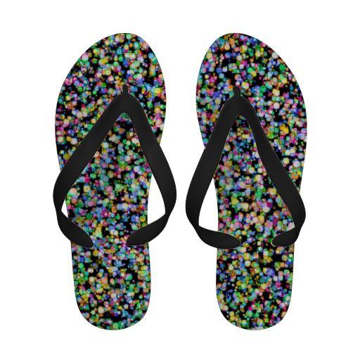 Pink Galaxy - Women's Flip Flops