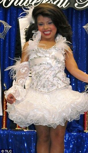 She may be just six years old, but MaKenzie Myers' diva personality has made her a breakout star of Toddlers and Tiaras. Description from dailymail.co.uk. I searched for this on bing.com/images