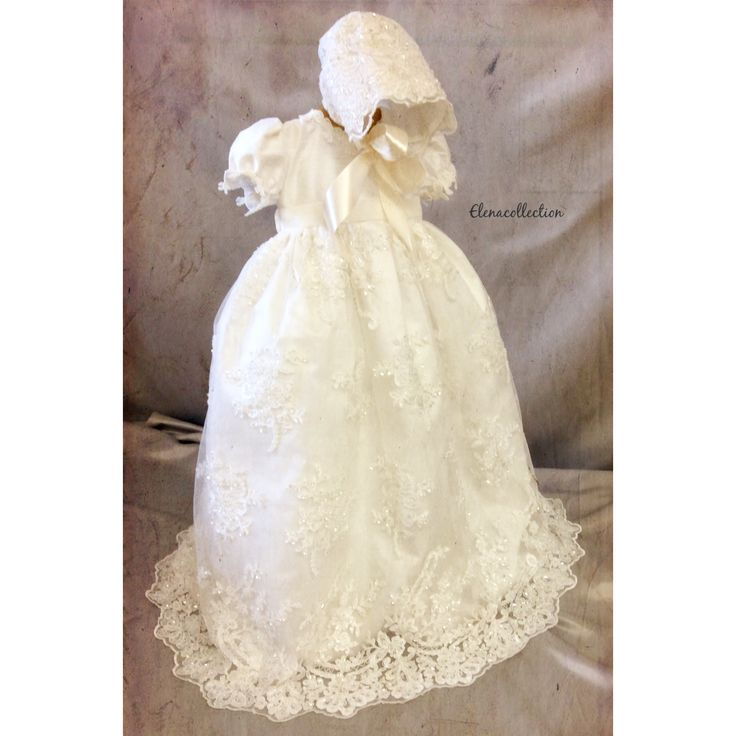 Claudette Christening Gown-Baptism