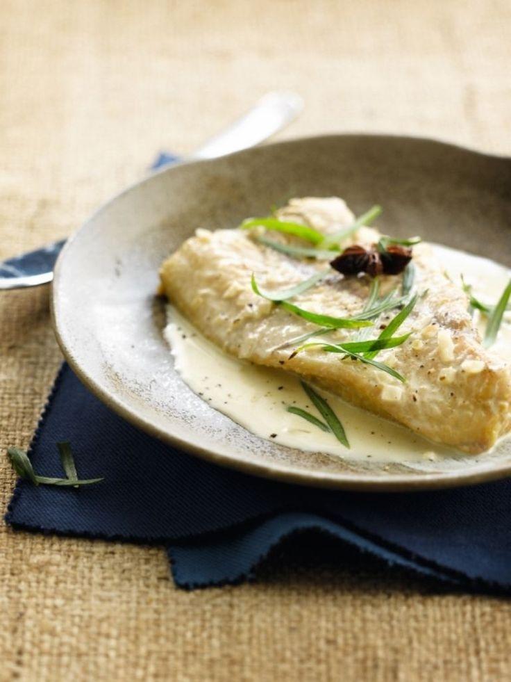 """Het lekkerste recept voor """"Vis met cider"""" vind je bij njam! Ontdek nu meer dan duizenden smakelijke njam!-recepten voor alledaags kookplezier!"""