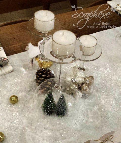 Tischdeko weihnachtsfeier basteln  Die besten 20+ weihnachtliche Tischdekoration Ideen auf Pinterest ...