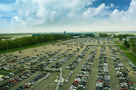 Аэропорт Домодедово снижает цены на долгосрочную парковку - Сайт города Домодедово