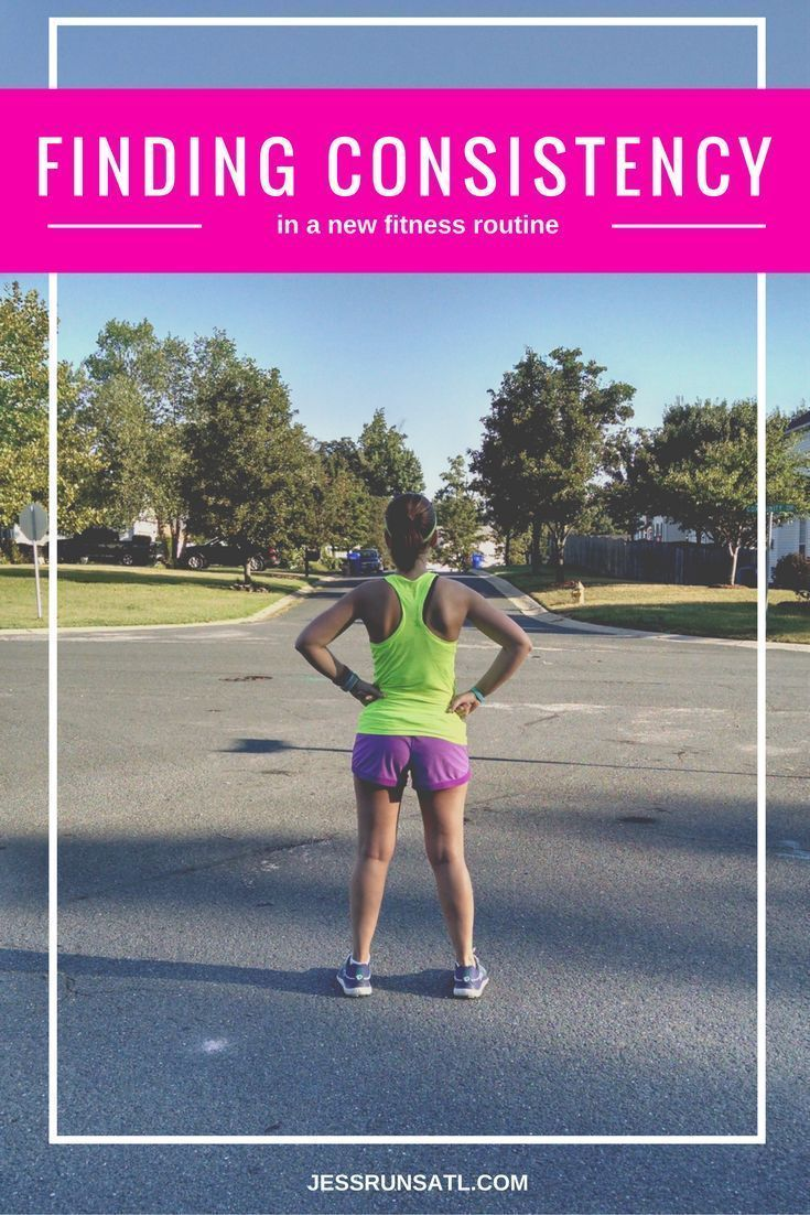 how to start a running routine