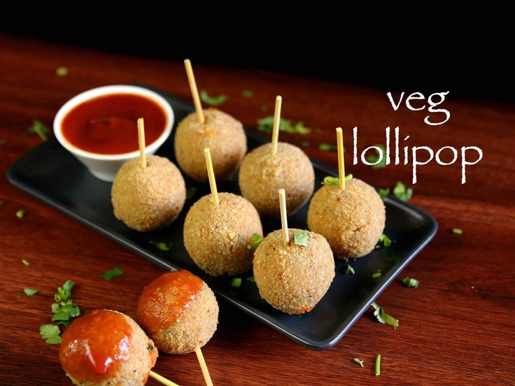 veg lollipop recipe, vegetable lollipop, veggie lollipops with step by step photo/video. great snack for kids & parties but it can be appetisers before meal